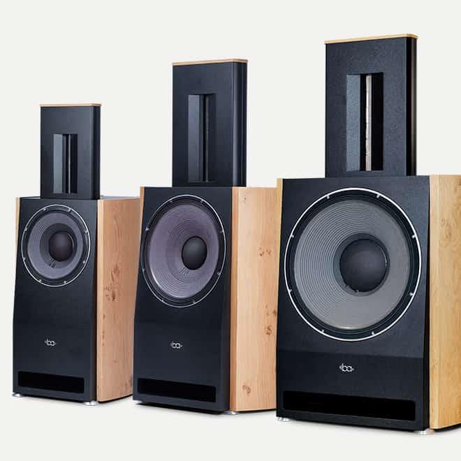 Aktive Standlautsprecher von Bohne Audio: unsere Classic Serie mit Hommage an JBL