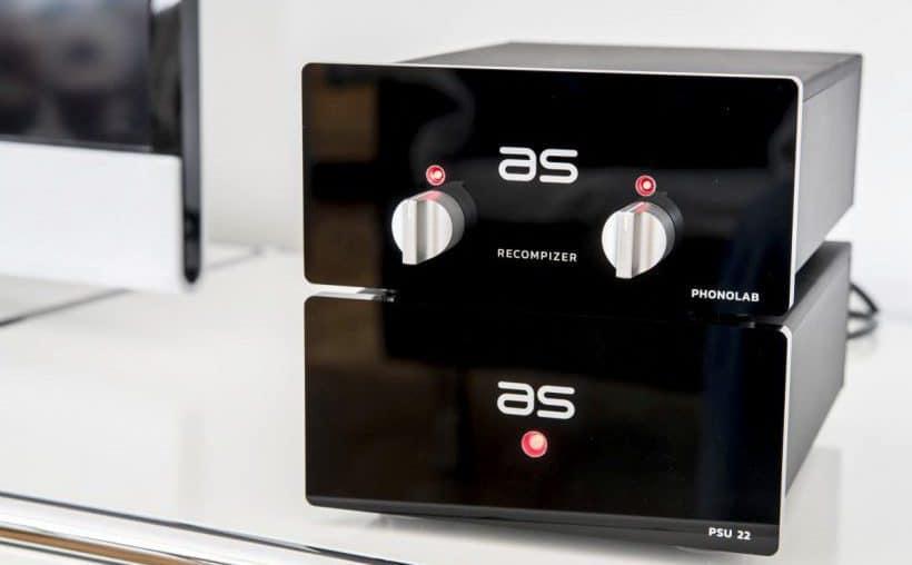 Phonovorstufe der Referenzklasse: Audiospecials Phonolab 4