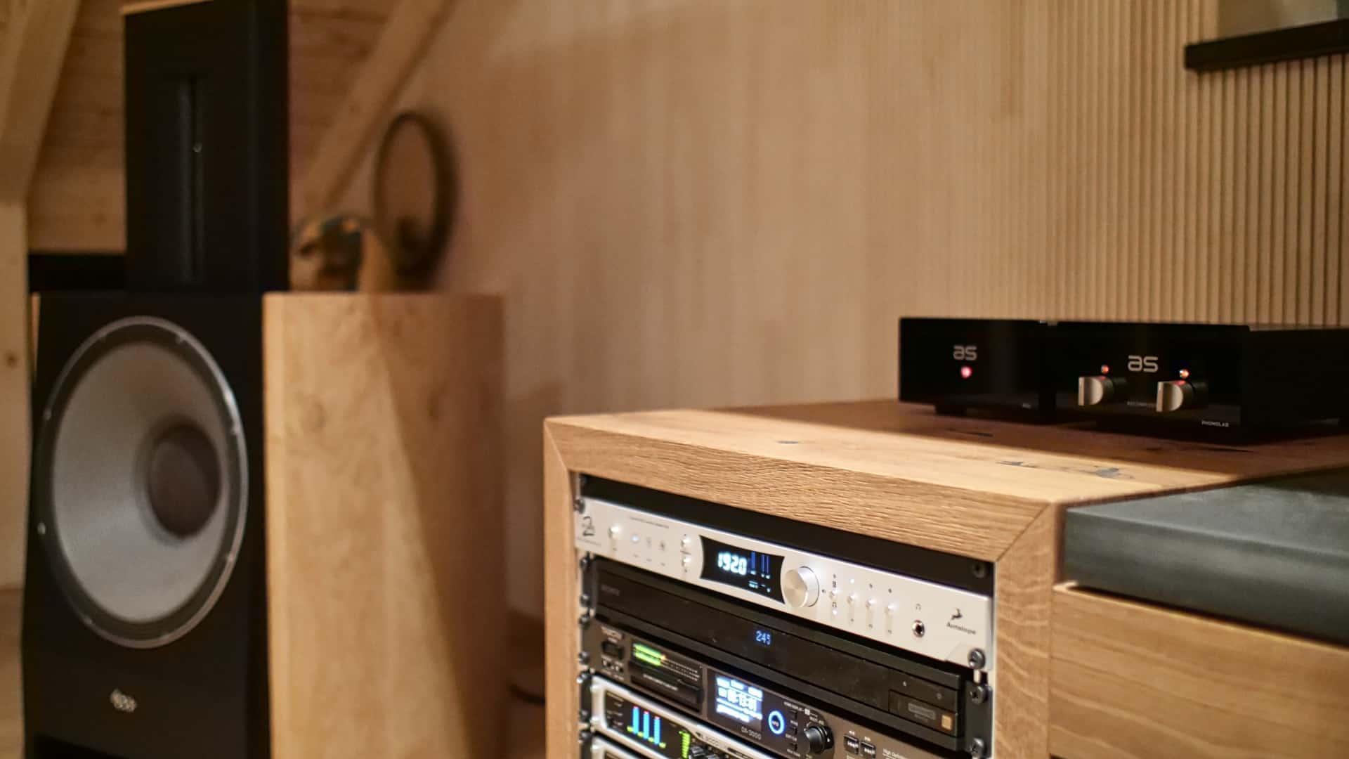Phonovorstufe der Referenzklasse: Audiospecials Phonolab 6