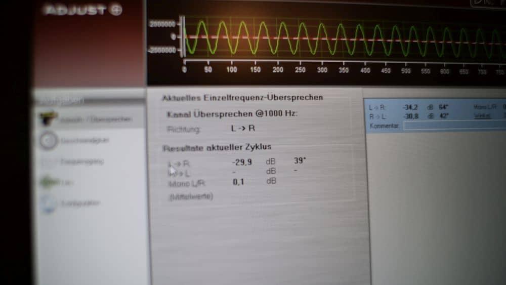 Adjust+ von Dr, Feickert: Einmessung des Azimuths von Tonabnehern