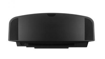 Heimkino Projektor Sony VPL-VW260ES schwarz von hinten