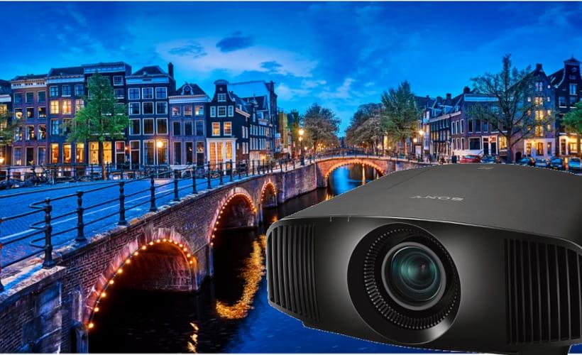 4K HDR Beamer Sony VPL-VW260ES im Test bei Bohne Audio