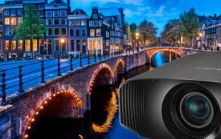 Sony 4K HDR Beamer VPL-VW260ES im Test bei Bohne Audio