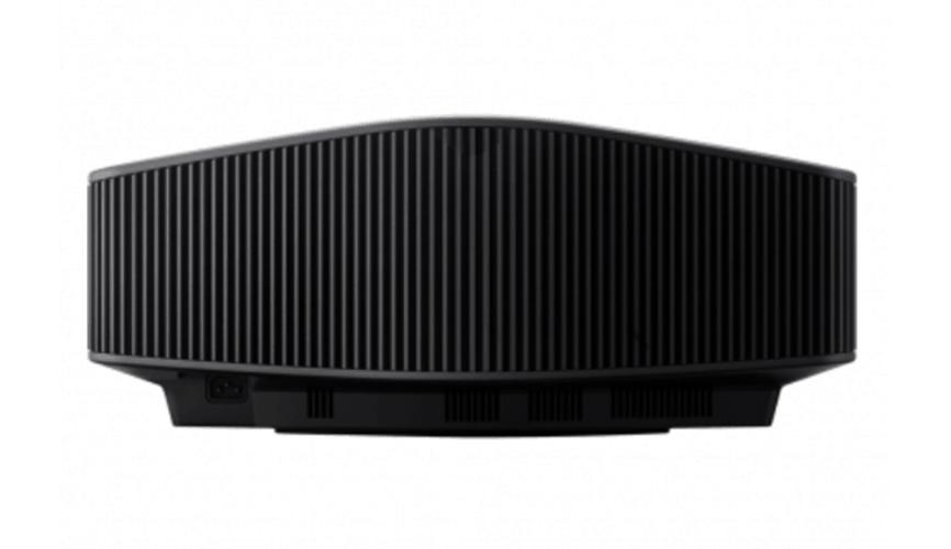 Sony 4K HDR Beamer VW760ES bei Bohne Audio im Test und zum Verkauf: Ansicht von hinten