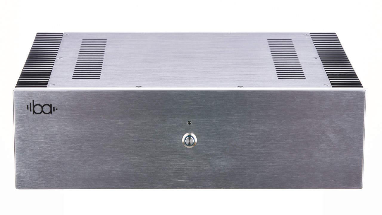 Bohne Audio BB-250: Vollverstärker mit 4-Kanal Endstufe in silber oder schwarz, inkl. Dirac Raumentzerrung und Vorverstärker mit 3 Eingängen analog und digital
