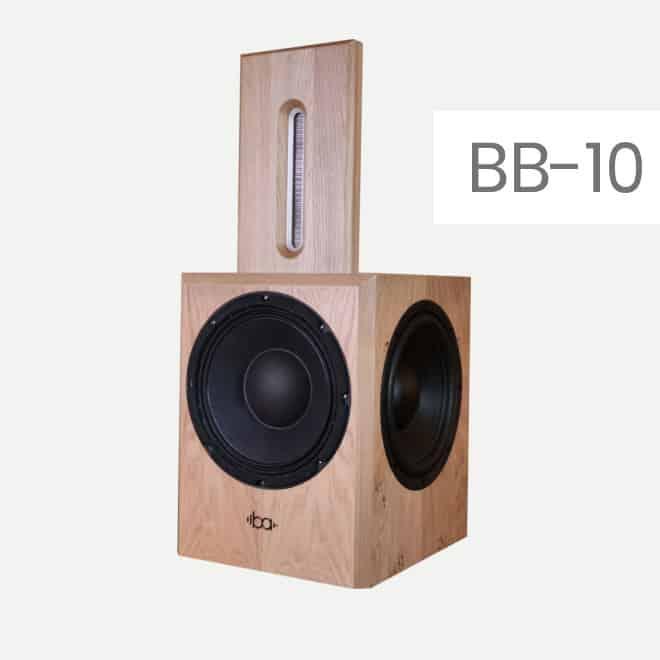 Bohne Audio Kompaktlautsprecher BB-10: Der T-Rex im Schafspelz