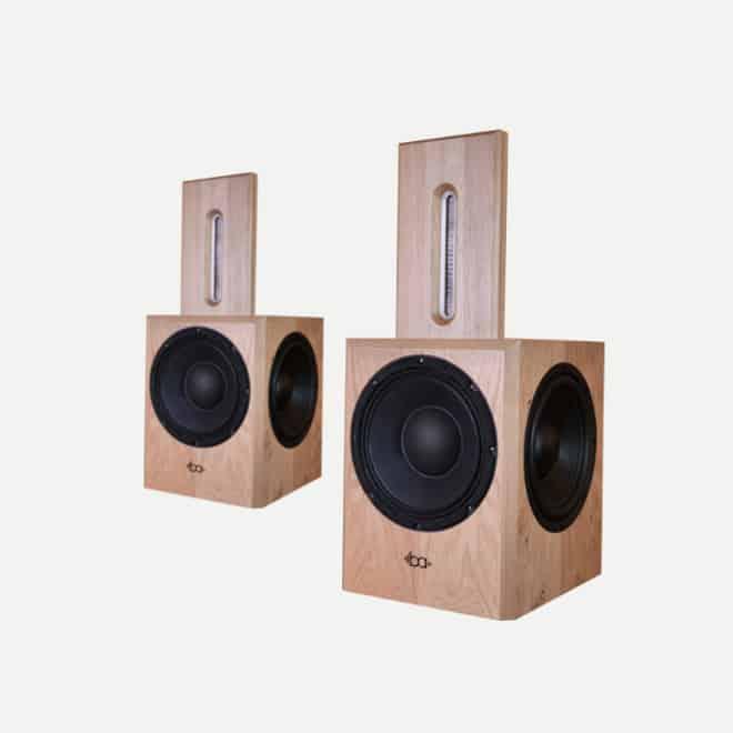 Aktive Kompaktlautsprecher von Bohne Audio