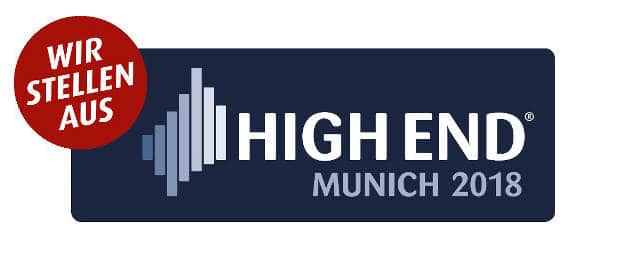 High End 2018 - Bohne Audio ist dabei