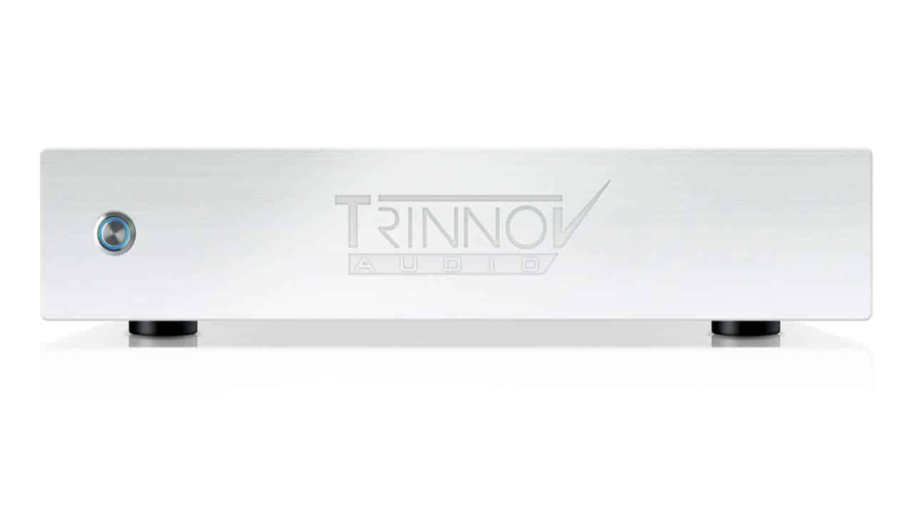 Trinnov ST-2 HiFi Frontansicht des High End Sound Prozessors für Raumkorrektur