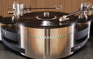 Reed Muse 3c High End Laufwerk im Test bei Bohne Audio