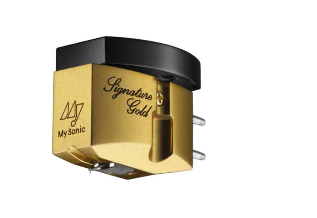 MC Tonabnehmer My Sonic Lab Signature Gold im Angebot bei Bohne Audio