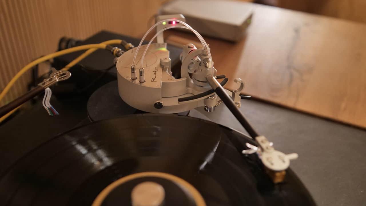 Reed 5T: Vorführung bei Bohne Audio