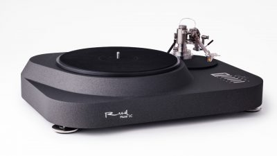 Reed 1c Plattenspieler Laufwerk mit Reibrad Antrieb bei Bohne Audio im Angebot
