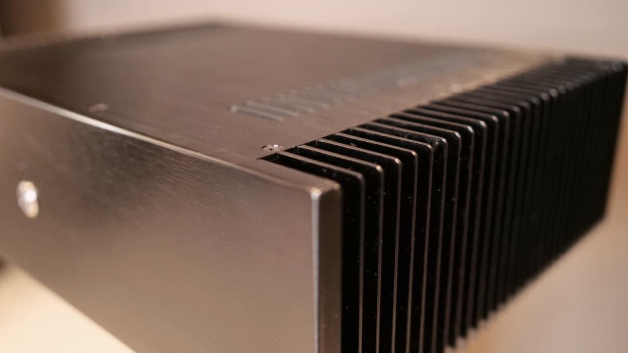 Bohne Audio BA-250 Vollverstärker mit Dirac Live Raumentzerrung