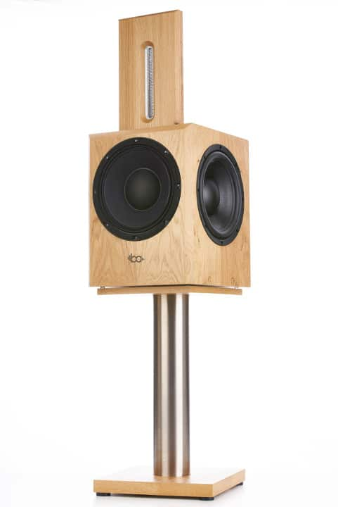 Bohne Audio BB-10 aktiver Kompaktlautsprecher mit optionalem Standfuß