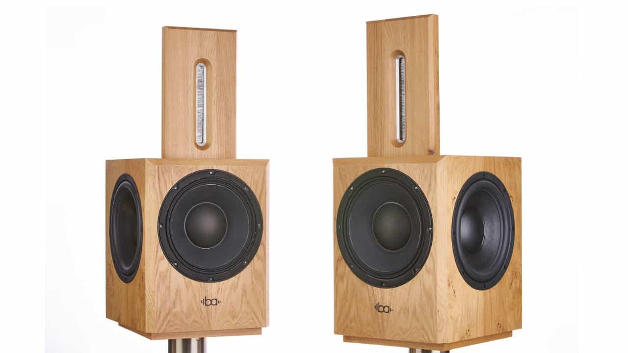 BB-10 Aktivlautsprecher von Bohne Audio