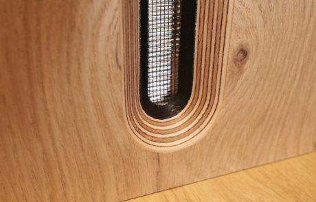 Bohne Audio BB-8 Bändchen Detail