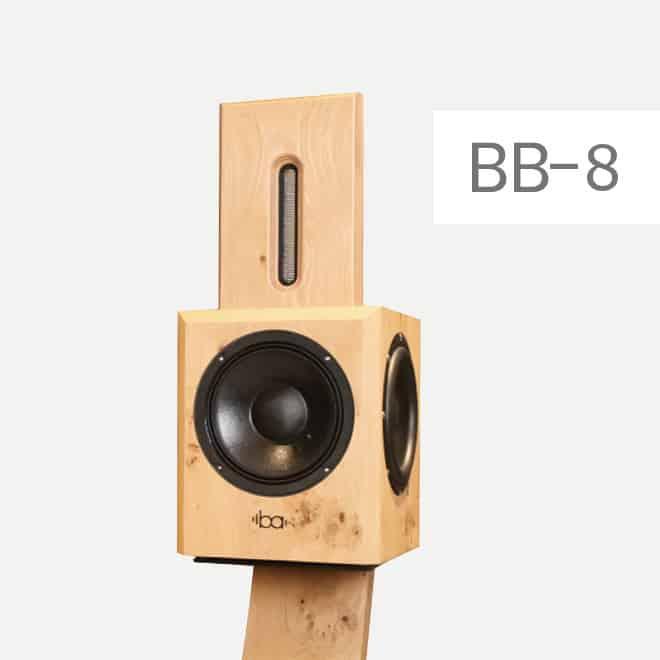 Aktivlautsprecher BB-8 Bohne Audio