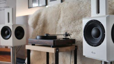 Bohne Audio BB-10 auf den Süddeutschen HiFi Tagen