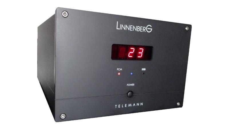 Linnenberg Telemann DAC: High End Digital Analog Wandler bei Bohne Audio im Angebot