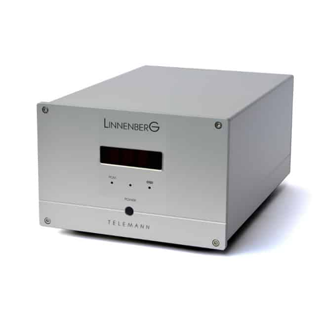 Linnenberg Telemann DAC: High End Digital-Analog-Wandler bei Bohne Audio