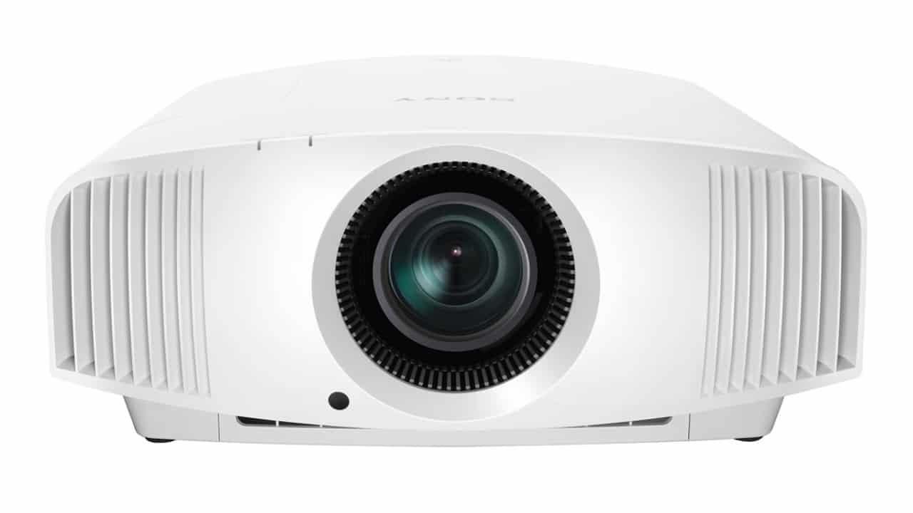Sony 4K Beamer VPL-VW270ES in weiß: Top Angebot bei Bohne Audio