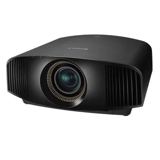 Sony VPL-VW570ES: 4K Beamer mit 1.800 Lumen und Iris-Blende