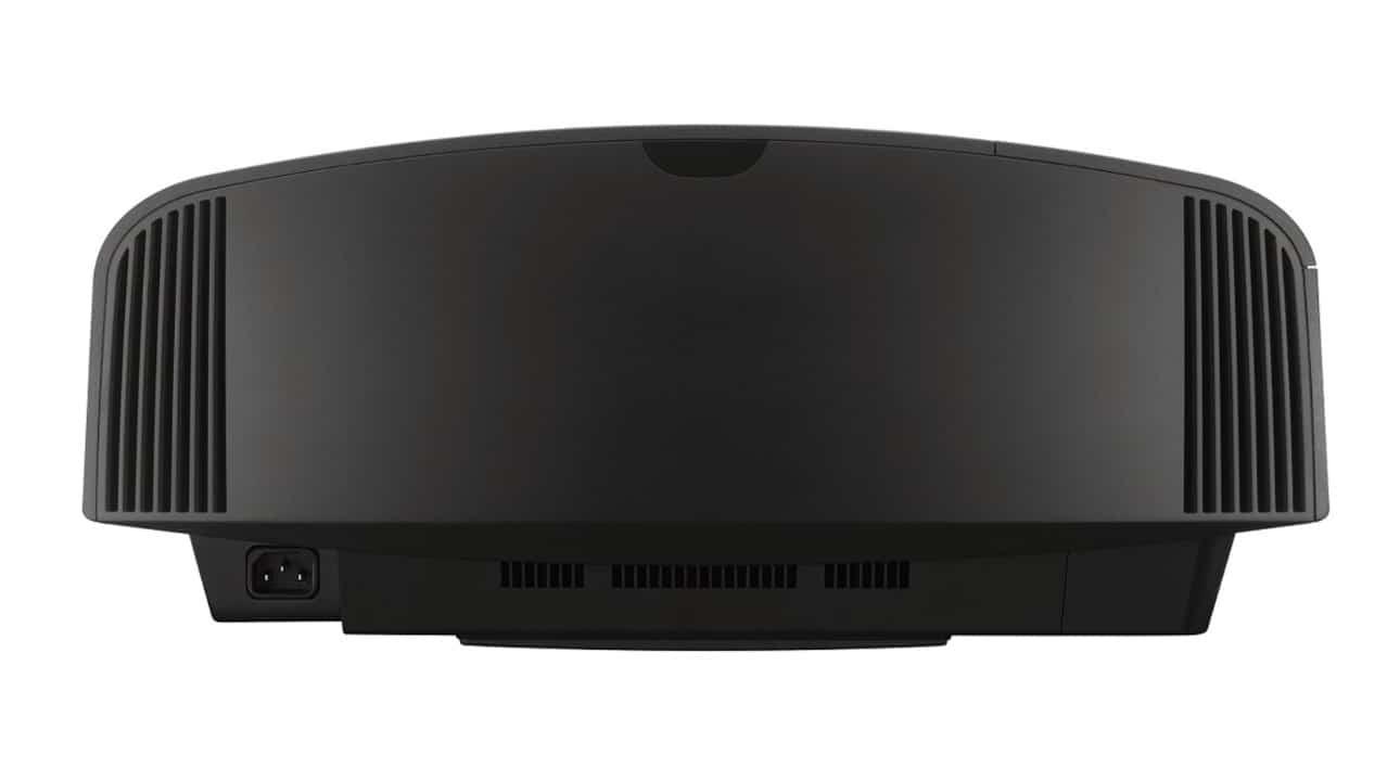 Sony Heimkino Beamer 4K: VPL-VW570ES mit Irisblende und 1800 Lumen von hinten