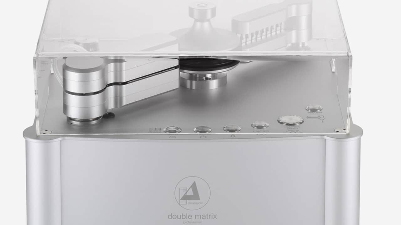 Abdeckhaube für die Plattenwaschmaschine Clearaudio Double Matrix Professional Sonic