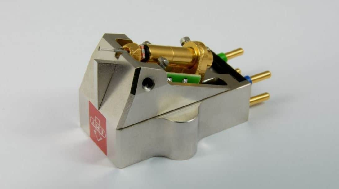 MC Tonabnehmer EMT JSD P6.0 - Spitzenmodell des Schweizer Analogspezialisten
