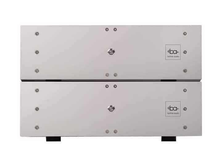 High End Endstufen BA-500 von Bohne Audio: 2 x 600 Watt Class AB