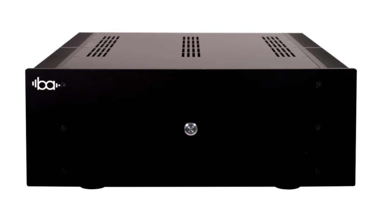 Bohne Audio BA-300 Endstufe mit 4 x 350 Watt Class AB MOSFET