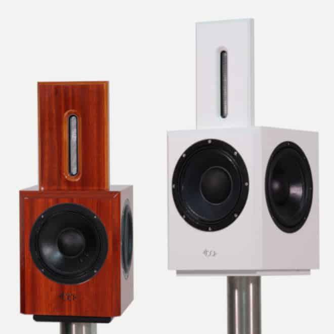 Aktive Kompaktlautsprecher von Bohne Audio: BB-8 und BB-10