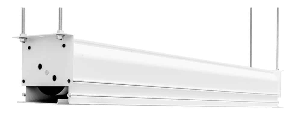 Bild Deckeneinbau Kasten für die Heimkino Kontrastleinwand VnX Black Horizon