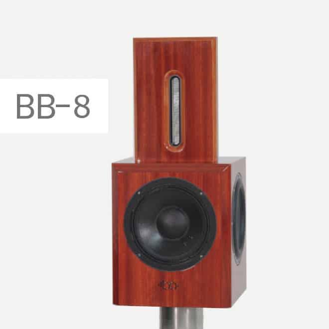 BB-8 Kompaktlautsprecher von Bohne Audio: Revolution in dieser Größe