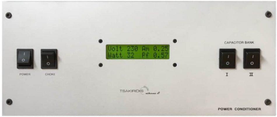 Super Athena Stromversorgung bzw. Netzfilter von Tsakiridis Devices