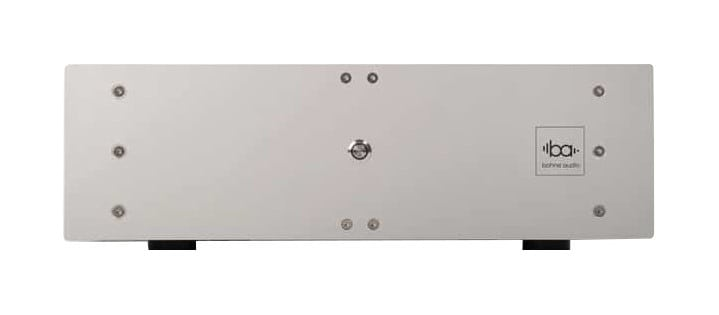 BA-600: hochwertige High End Endverstärker aus eigener Fertigung für die Bohne Audio Standlautsprecher