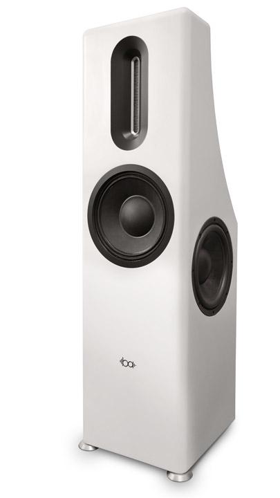 BB-10L - Bohne Audio Aktivlautsprecher Serie Lifestyle seitliche Ansicht rechts
