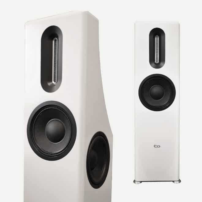 Standlautsprecher Lifestyle Serie von Bohne Audio