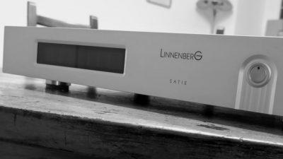 Linnenberg DAC Satie Vorderseite Detail
