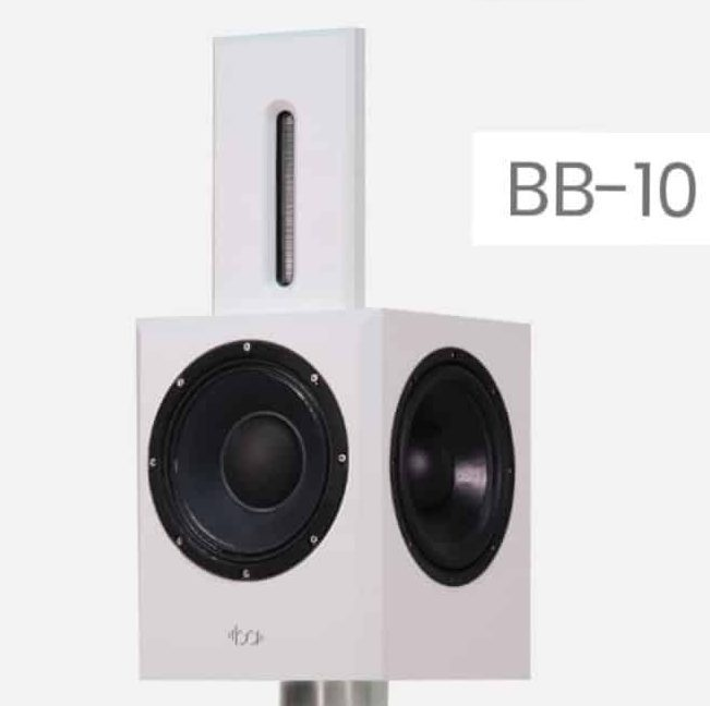 BB-10: aktiver Kompaktlautsprecher von Bohne Audio