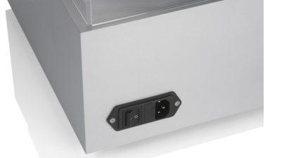 Clearaudio Smart Matrix Silent Plattenwaschmaschine Stromversorgung