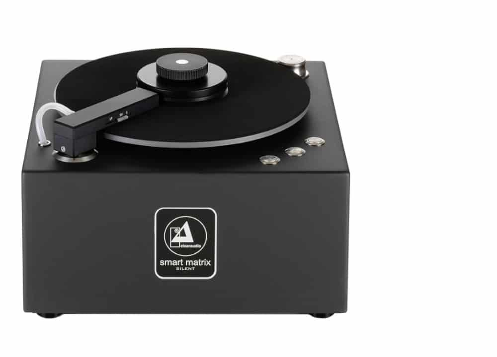 Clearaudio Smart Matrix Silent Plattenwaschmaschine