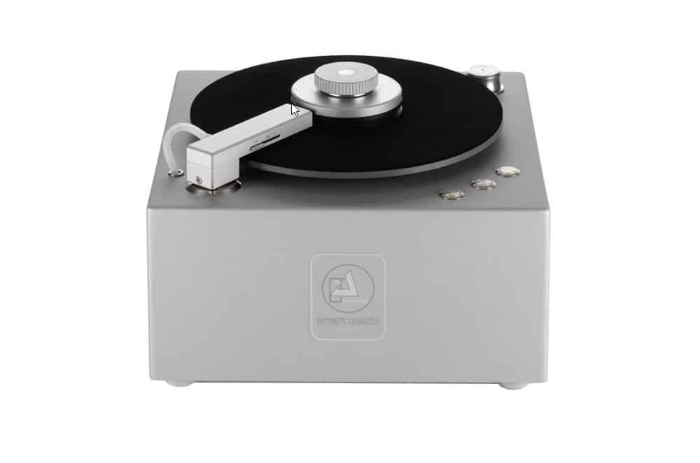 Clearaudio Smart Matrix Silent Plattenwaschmaschine in Silber