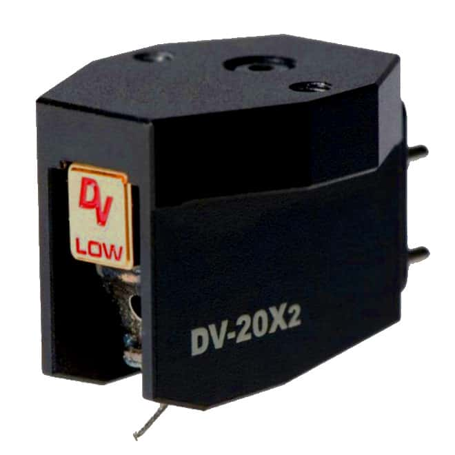 Dynavector MC Tonabnehmer der absoluten Spitzenklasse: 20X MK2 in High oder Low Output Version