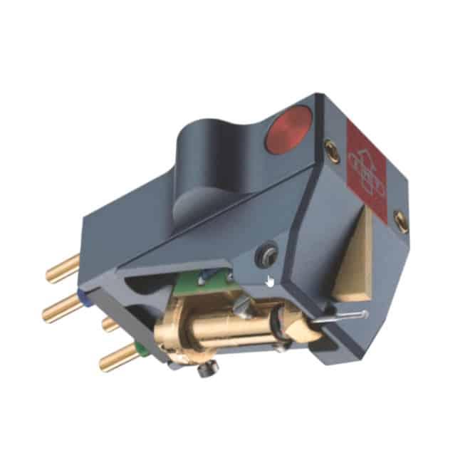 EMT JSD VM High End MC Tonabnehmer mit variabler Masse