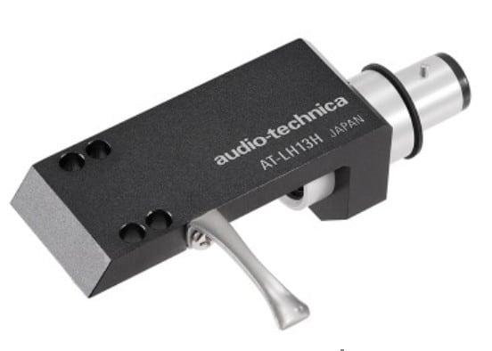 Headshells von Audio Technica von 13 bis 18 Gramm