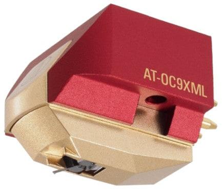 Audio Technica MC Tonabnehmer Modell-AT-OC9XML