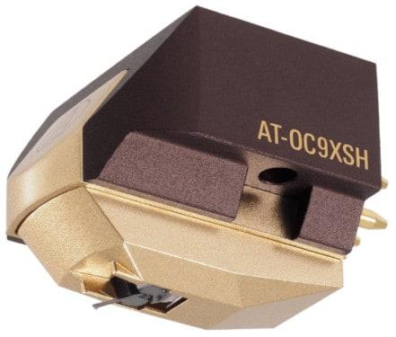 Audio Technica MC Tonabnehmer Modell-AT-OC9XSH