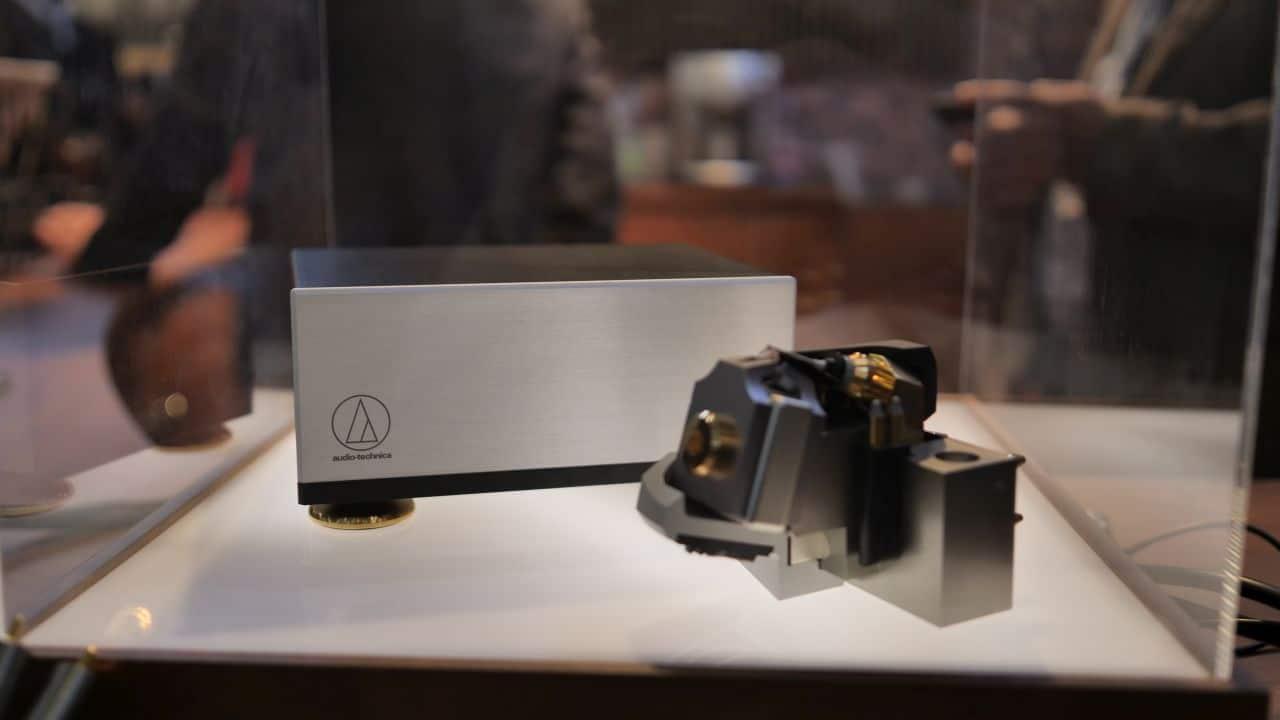Autio Technica ART-1000 Top Modell mit neuem Step-up-Übertrager